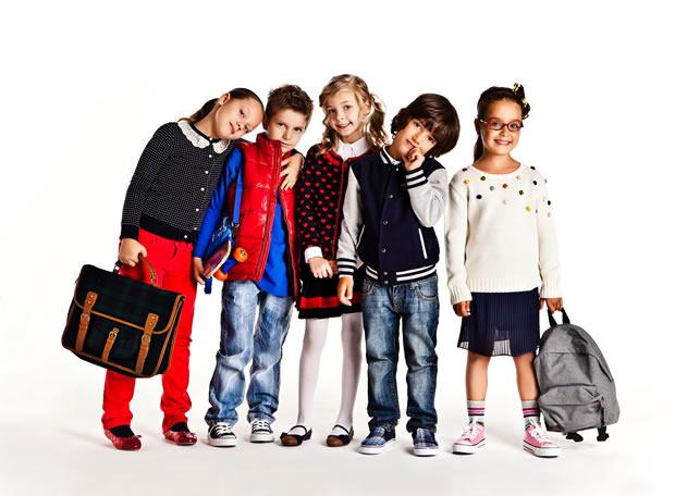 Çocuklar İçin Moda Var Mıdır?